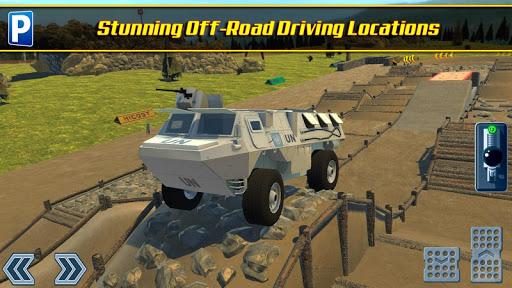4x4 Offroad Parking Simulator