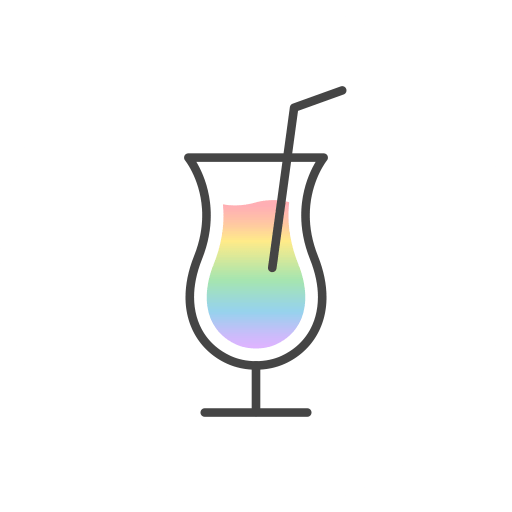 Pictail - Rainbow Icon