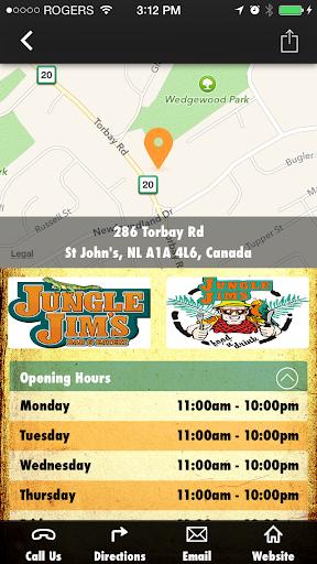 Jungle Jim's Restaurant
