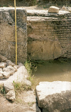 Photo: Where one of the twin channels meet the Ars-basin (S-side)