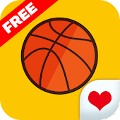Happy Basketball Stickers