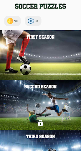 Soccer Puzzles: Football Games 1.0.2 screenshots 1