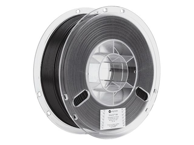 Polymaker PolyLite ABS Black - 1.75mm (1kg)