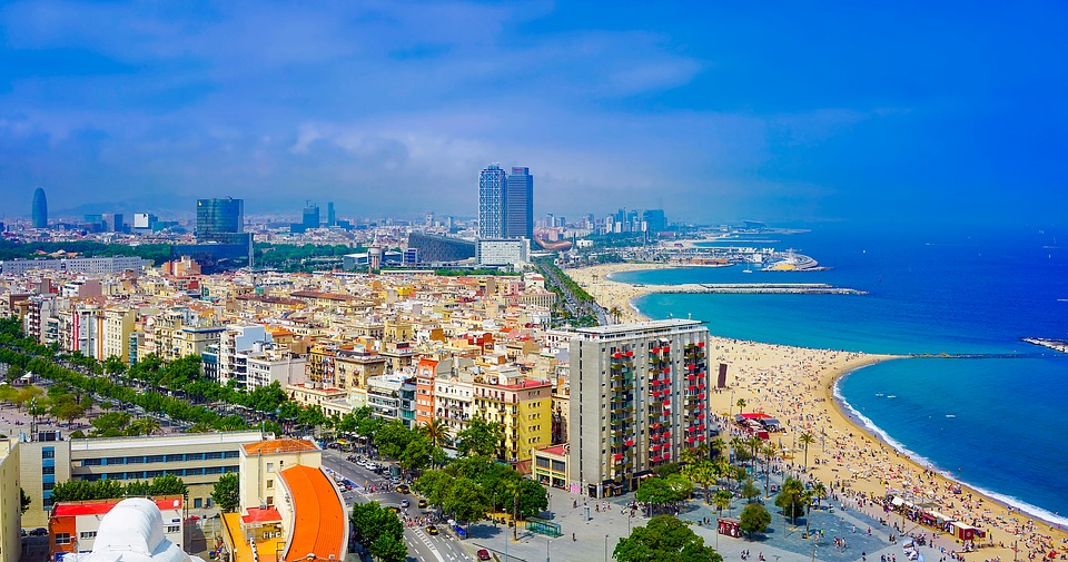Plages de Barcelone - HomeExchange