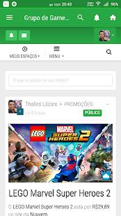 Download Grupo de Gamers  apk screenshot 2