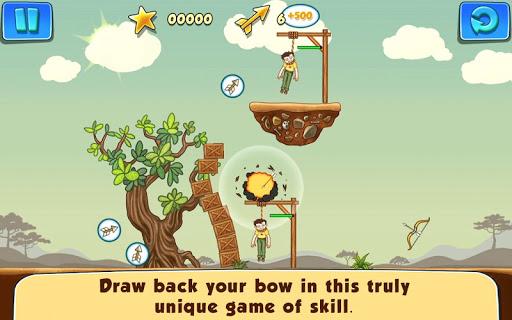 Gibbets 2: Bow Arcade Puzzle apkmr screenshots 1
