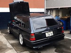 Eクラス ステーションワゴン W124 '95 E320T LTDのカスタム事例画像 oti124さんの2019年10月27日13:30の投稿