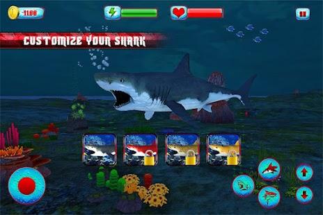 blue naštvaný žralok 2016 - náhled