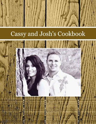 Cassy and Josh's Cookbook