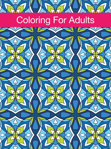 Mandalas Coloring Book For Adults Adult Color App Screenshot 12
