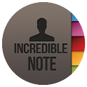 Nota Incredible (memo, color) icon