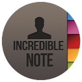 Incredible Note(memo,colorful)