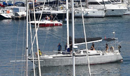 DSC_0691.jpg - Beautiful Sail Boats in The Marina