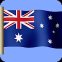 Australia Flag Live Wallpaper icon