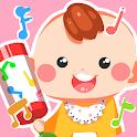がらがら◆タッチ&シェイク!泣き止みアプリ icon