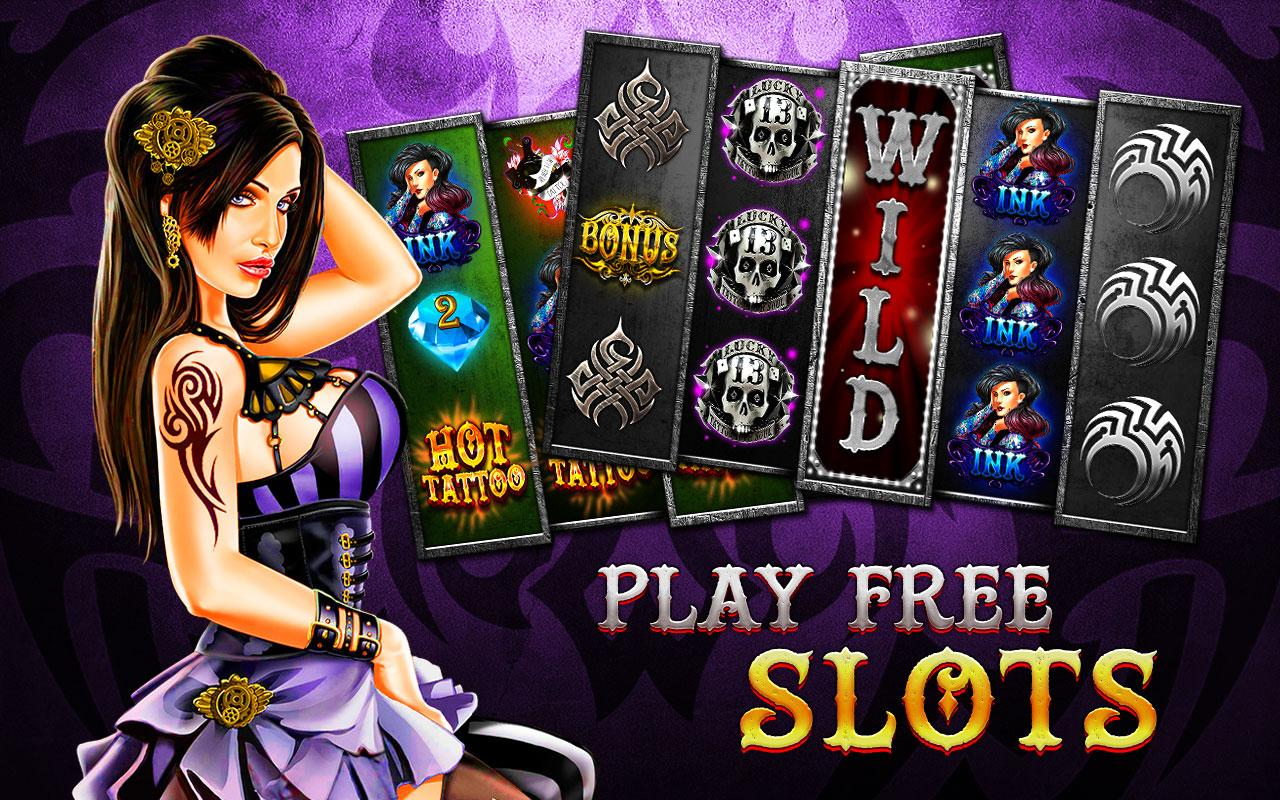 best slot machines to play online hot online