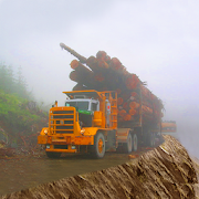 Heavy Logging Cargo Truck Transport Simulator