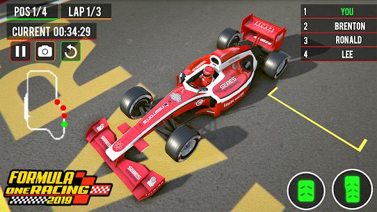Top Speed Formula Car Racing: New Car Games 2020 1