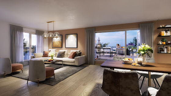 Vente appartement 2 pièces 43,08 m2