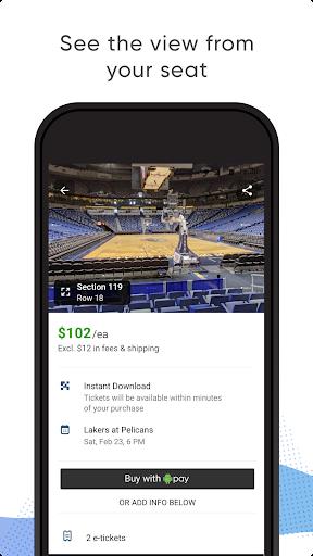 SeatGeek – Tickets to Sports, Concerts, Broadway screenshot 3