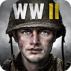 《世界战争 - 英雄》:第一人称二战射击游戏! icon