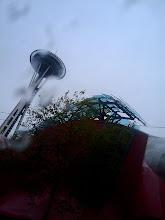 Photo: Summer rain