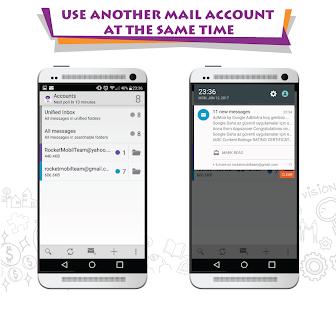 Yohaa Mail Access - náhled