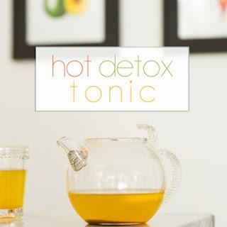Hot Detox Tonic