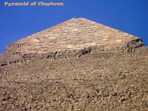Photo: De Piramide van Chefren
