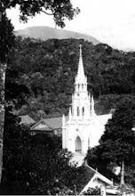 Photo: Igreja da Confissão Luterana, localizada na Avenida Ipiranga. Foto da década de 60
