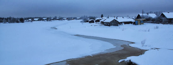 Photo: Jyskyjärven talvi