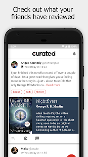 Curated – Save, share & discover quality content 1