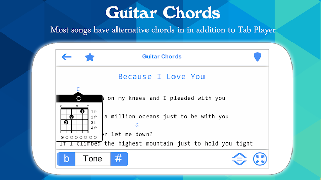 Perfect Guitar Tabs & Chords APK Latest Version Download - Free ...