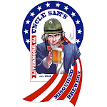 Logo for Uncle Sam's Misguided Brewery