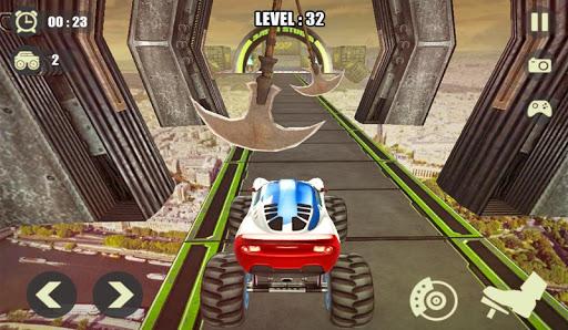 3D Grand Monster Truck : Impossible Derby Stunt screenshots 3