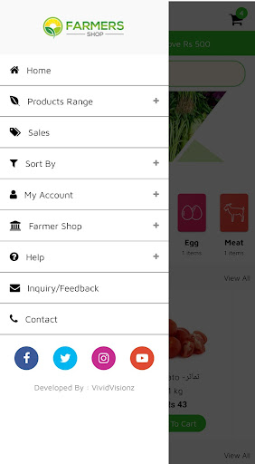 Farmers Shop screenshot 3