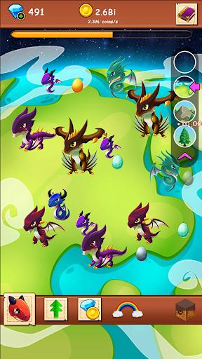 Dragon Universe 1.0.1 screenshots 2