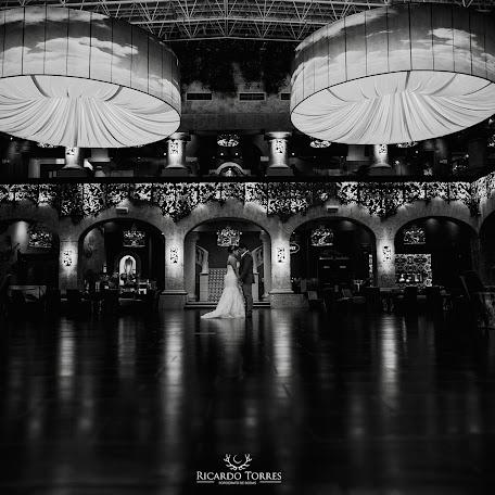 Wedding photographer Ricardo Torres (ricardotorres). Photo of 02.11.2016