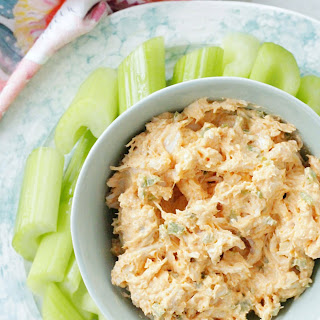 Buffalo Chicken Celery Dip Recipe