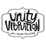 Logo of Unity Vibration Citra Blood Orange Kombucha
