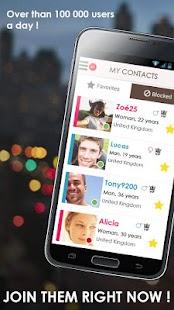 Tchatche : Chat & Dating - screenshot thumbnail