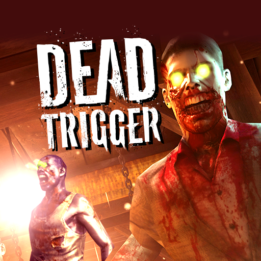 DEAD TRIGGER - Tiroteio zumbi de horror