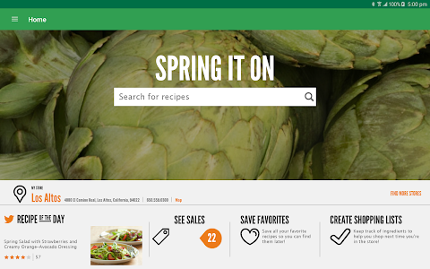 Whole Foods Market screenshot 6