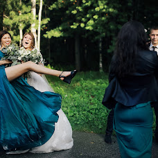 Свадебный фотограф Кристина Тарарина (ta-kris). Фотография от 09.09.2018