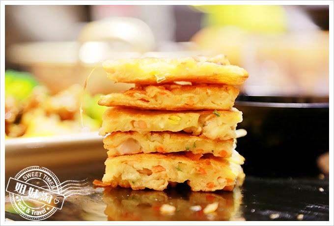 玉豆腐綜合海鮮煎餅2
