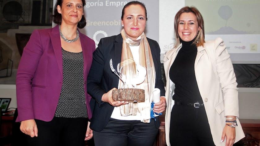La entrega del galardón tuvo lugar en la Asociación Nacional de Ingenieros Agrónomos (ANIA).