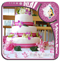 Wedding Tart Decoration icon