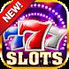 Club Vegas: 幸運の777 無料のカジノスロットゲーム!