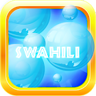 Learn Swahili Bubble Bath Game icon