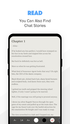 NovelToon - Read and Tell Stories hack tool